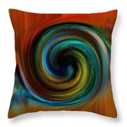 Reasoning Throw Pillow