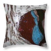 Rebecca - Tile Throw Pillow