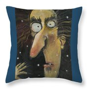 Rebirth Of Cool Throw Pillow