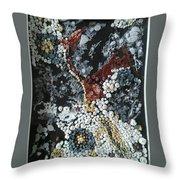 Corales 1 Throw Pillow