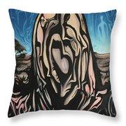 Recluse Throw Pillow