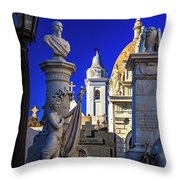 Recoleta 02 Throw Pillow