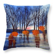 Recurring Dream Throw Pillow