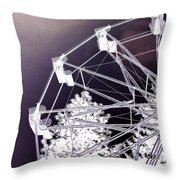 Recurring Dreams Throw Pillow