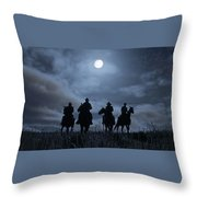 Red Dead Redemption 2 Throw Pillow