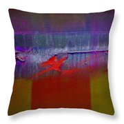 Red Dragon Autumn Throw Pillow