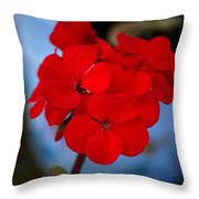 Red  Menace  Throw Pillow