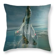 Special Mig Throw Pillow