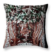 Redeemer Throw Pillow