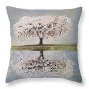 Redemption Season Throw Pillow