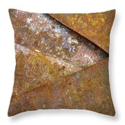 Redox In Line 2 Throw Pillow