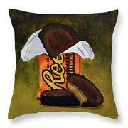 Reese's Throw Pillow