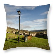 Reeth Throw Pillow