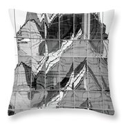 Refecting Throw Pillow