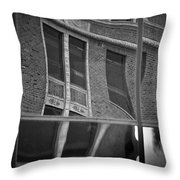 Refections Of Nine IIi Throw Pillow