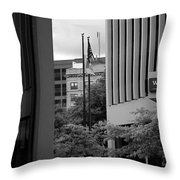 Refections Old Glory Throw Pillow