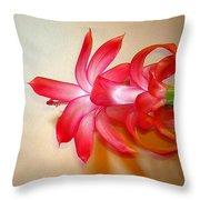 Refined Elegance Throw Pillow