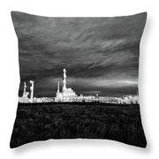Refinery Throw Pillow