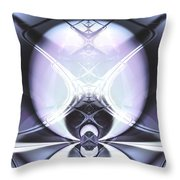 Reflecting Gateway Throw Pillow