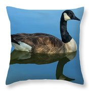 Reflecting Grace Throw Pillow