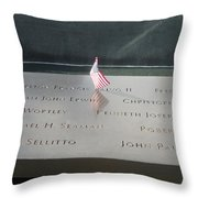 Reflecting Pool Throw Pillow
