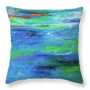 Reflection-2 Throw Pillow
