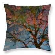 Reflection Of Self Throw Pillow