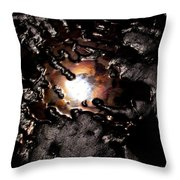 Reflection Of The Sun Throw Pillow