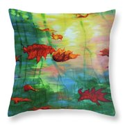 Reflection Relaxing Throw Pillow