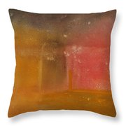 Reflection Summer Storm Throw Pillow