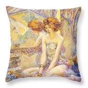 Reflections 1911 Throw Pillow