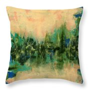 Reflections 2 Throw Pillow