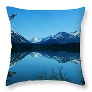 Reflections ... Throw Pillow