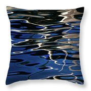 Reflections Of Cabo Throw Pillow