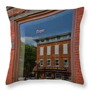 Reflections Of Hope Throw Pillow