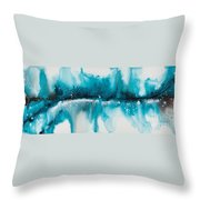 Reflections Of The Universe No. 2040 Throw Pillow