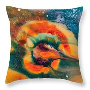 Reflections Of The Universe No. 2051 Throw Pillow