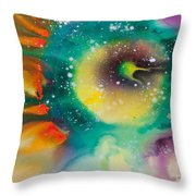 Reflections Of The Universe No. 2062 Throw Pillow