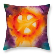 Reflections Of The Universe No. 2074 Throw Pillow