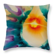Reflections Of The Universe No. 2091 Throw Pillow