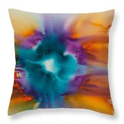Reflections Of The Universe No. 2305   Throw Pillow