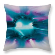 Reflections Of The Universe No. 2307 Throw Pillow