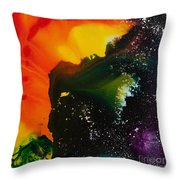 Reflections Of The Universe No. 2318 Throw Pillow