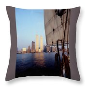 Reflections Of What Was   Throw Pillow