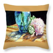 Reflections On The Afternoon II Throw Pillow