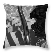 Reflectives Throw Pillow
