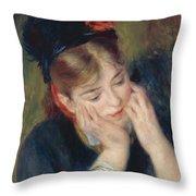 Reflexion Throw Pillow