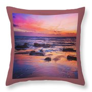 Reflexion Throw Pillow