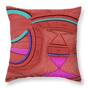 Refudiate Throw Pillow