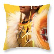 Regal-2 Throw Pillow